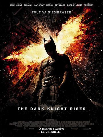 20158098 The Dark Knight Rises