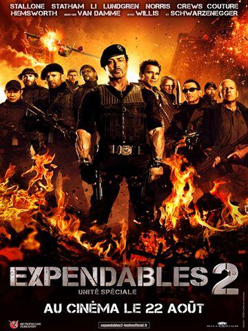 Expendables 2: unité spéciale
