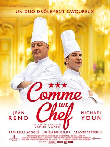 Comme un Chef streaming Torrent