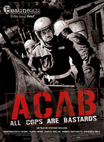 A.C.A.B (All Cops are bastards) [VOSTFR] dvdrip