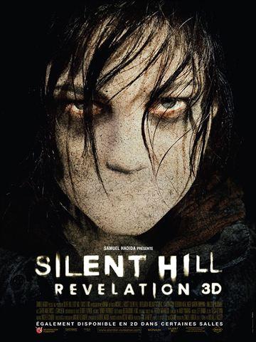 affiche Silent Hill : Révélation 3D