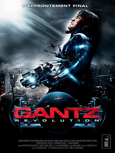 Gantz : R�volution [FRENCH BDRiP]