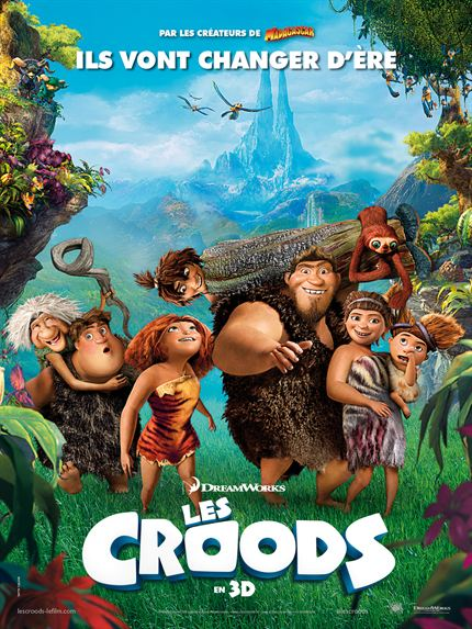 Les Croods 2013 TS | FRENCH | son MD