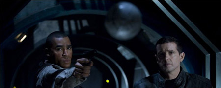 affiche Stargate Universe : Kino Webisodes