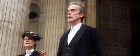 doctor who the walking dead les 10 photos series de la semaine