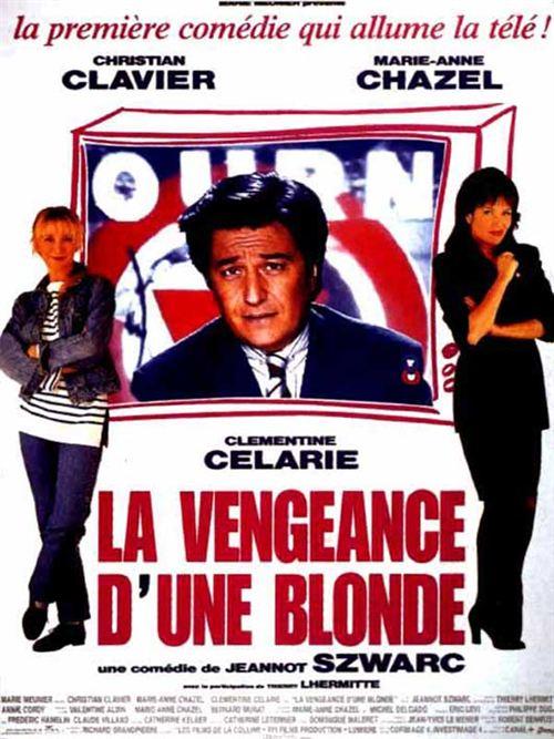 La Vengeance d'une blonde film complet