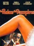 La Reine des vampires cover