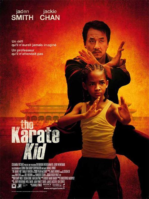 Karaté Kid(The Karate Kid) poster