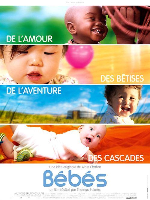 Bébés poster