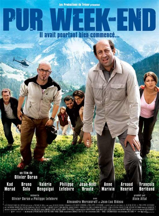 Pur week-end - [DVDRIP] [FRENCH] [DF]