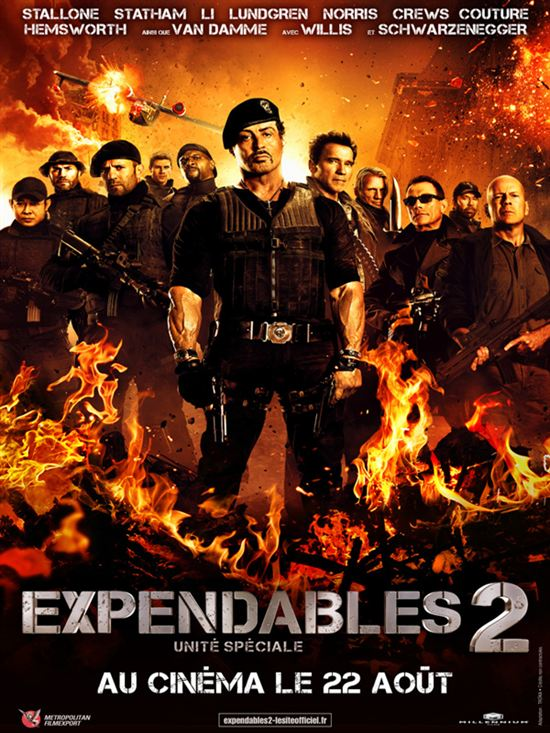 Expendables 2 [FRENCH] [TS LD]