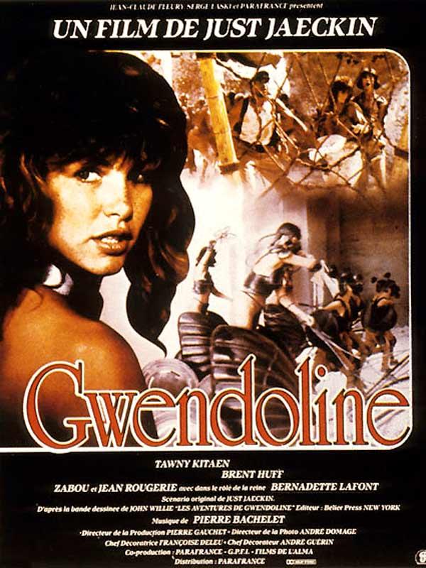 Gwendoline [DVDrip VF - Nanar]