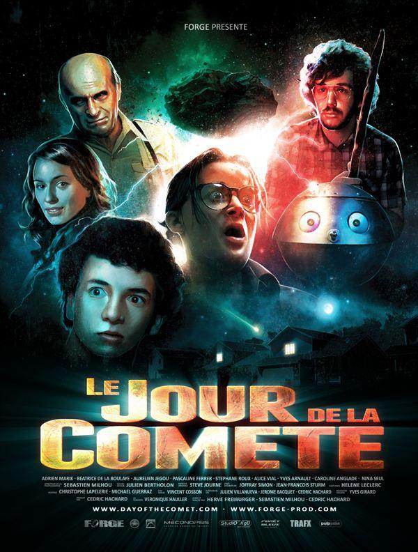 Le Jour de la comète [FRENCH DVDRiP]