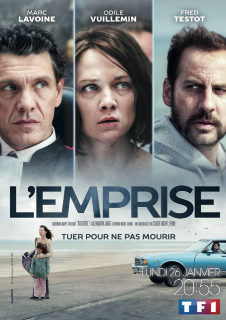 L'Emprise [FRENCH DVDRiP]