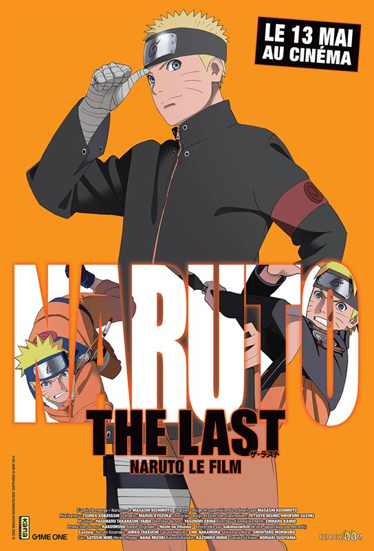 The Last: Naruto the Movie VF