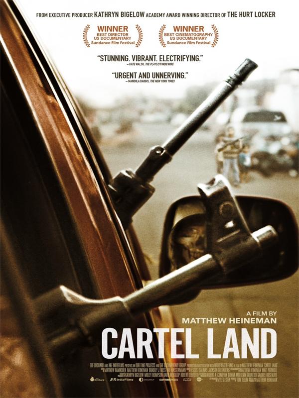 Cartel Land [FRENCH DVDRiP]