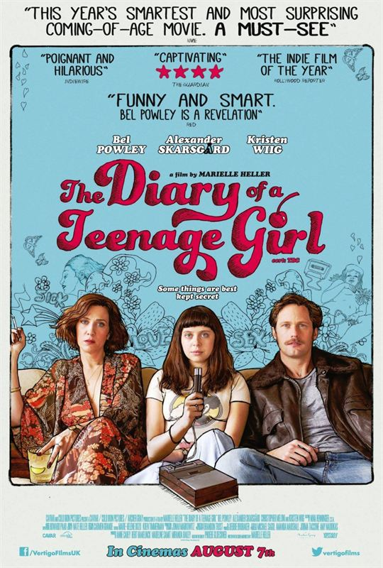 The Diary of a Teenage Girl [TRUEFRENCH DVDRiP]