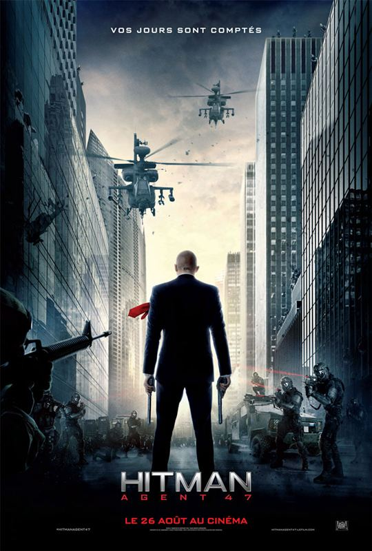 Hitman: Agent 47 TRUEFRENCH BDRiP