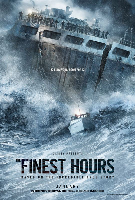 The Finest Hours [TRUEFRENCH BDRiP]
