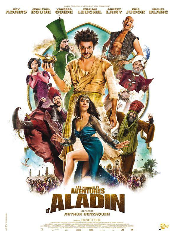 Les Nouvelles aventures d'Aladin [FRENCH BDRiP]