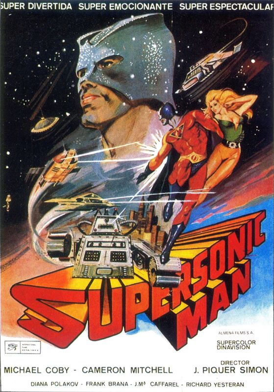 Supersonic Man EN STREAMING [DVDRIP-TrueFrench]