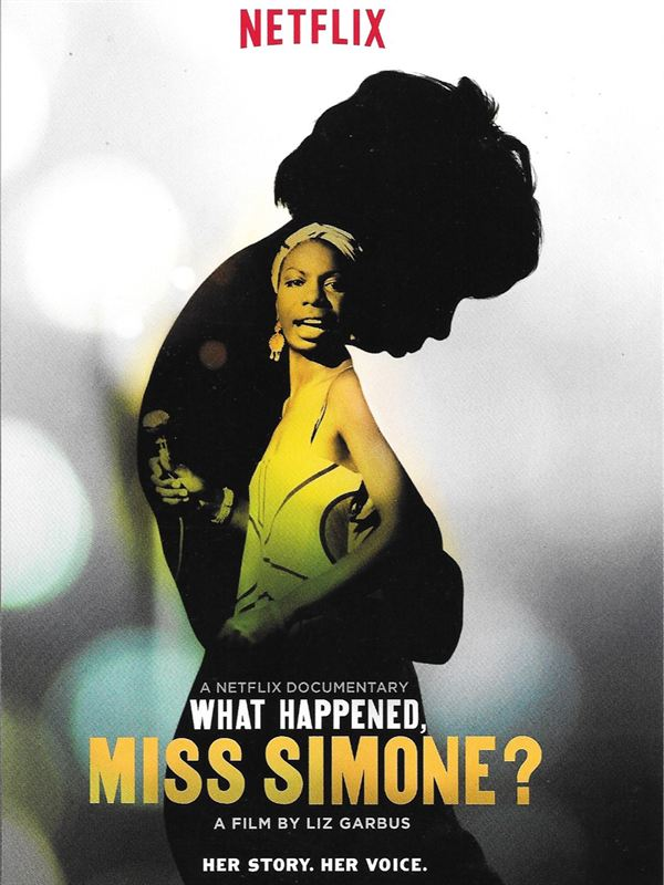 What Happened, Miss Simone? VOSTFR DVDRiP
