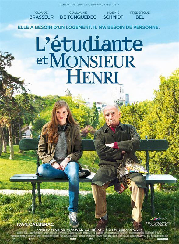L'Etudiante et Monsieur Henri FRENCH BDRiP