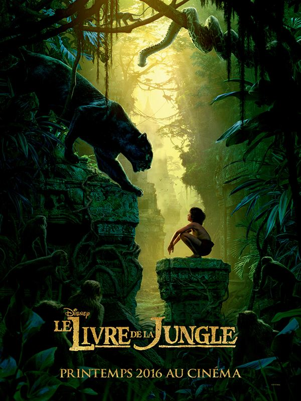 Le Livre de la jungle [FRENCH BDRiP-MD]