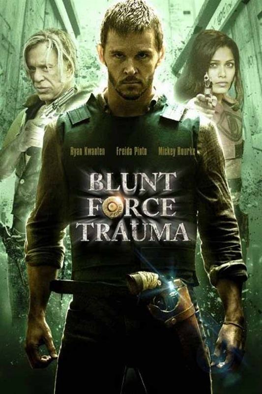 Blunt Force Trauma TRUEFRENCH DVDRiP