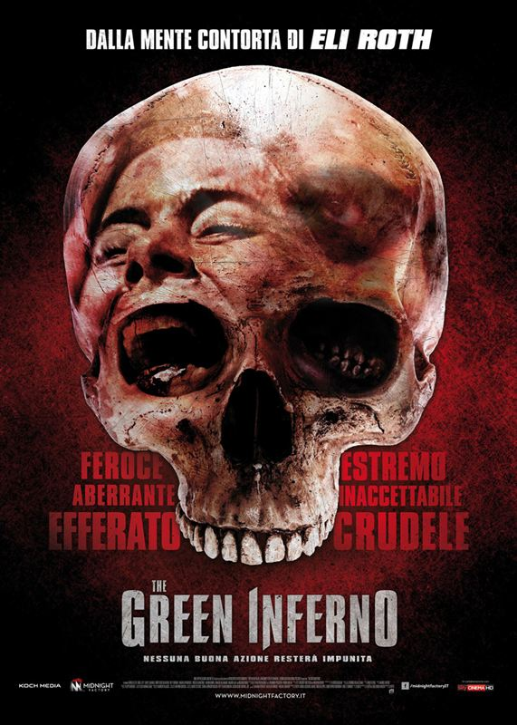 The Green Inferno [TRUEFRENCH BRRiP]