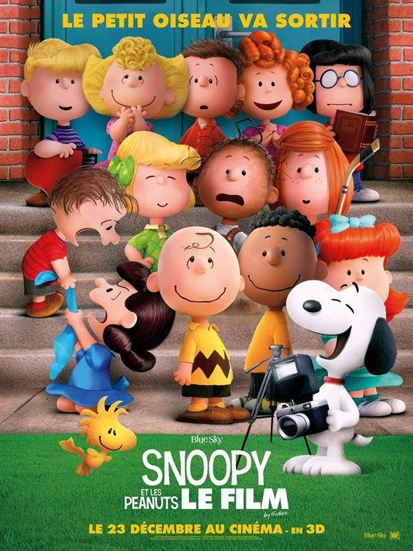 Snoopy et les Peanuts Le Film TRUEFRENCH BDRiP