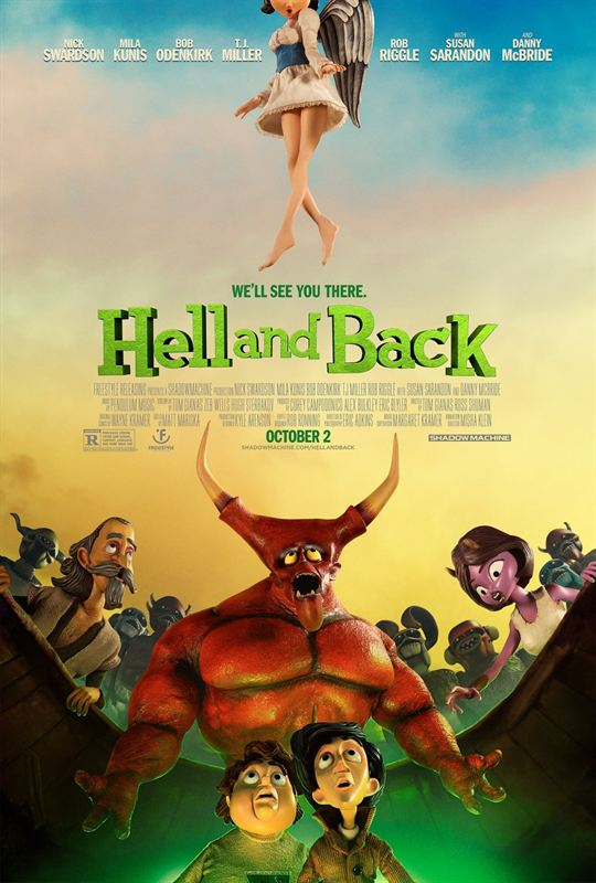 Hell And Back [FRENCH WEBRiP]