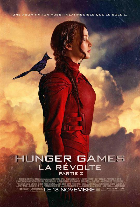 Hunger Games - La Révolte : Partie 2 VOSTFR HDTS
