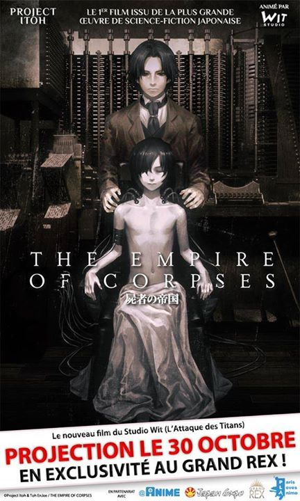 The Empire of Corpses [FRENCH BDRiP]