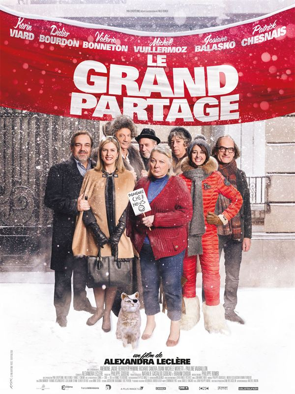 Le Grand partage [FRENCH WEBRiP]
