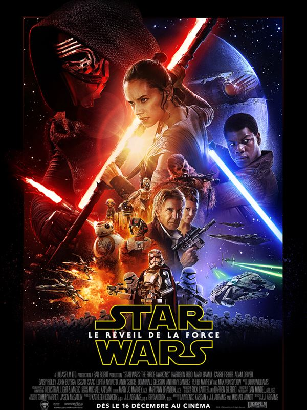 Star Wars - Le Réveil de la Force FRENCH BDRiP