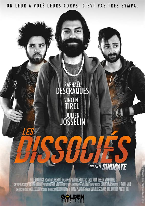 Les Dissociés - Un film SURICATE [FRENCH WEB-DL]
