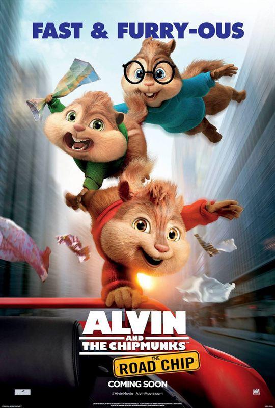 Alvin et les Chipmunks - A fond la caisse [TRUEFRENCH BDRiP]