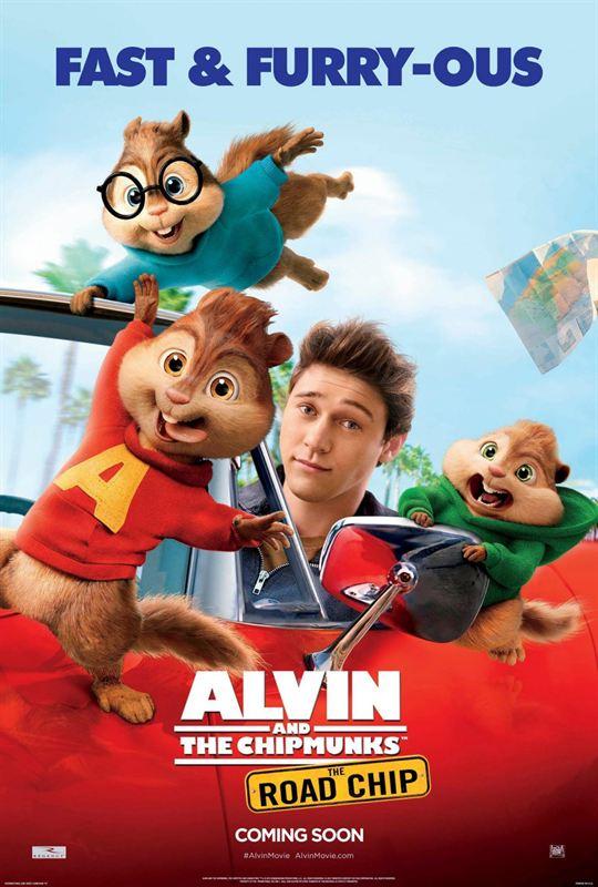 Alvin et les Chipmunks - A fond la caisse [FRENCH BDRiP]