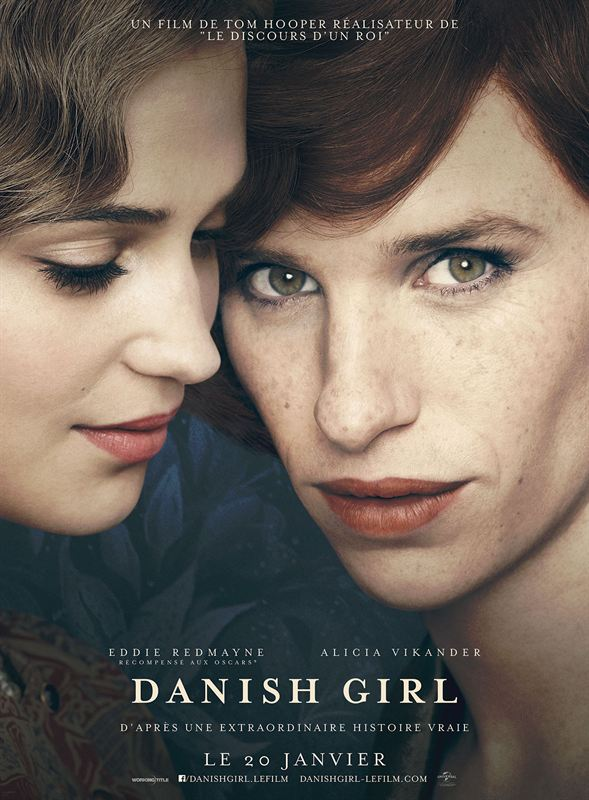 The Danish Girl VOSTFR DVDSCR