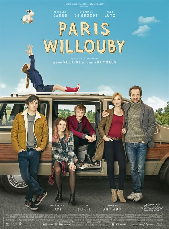 Paris-Willouby [FRENCH WEBRiP]