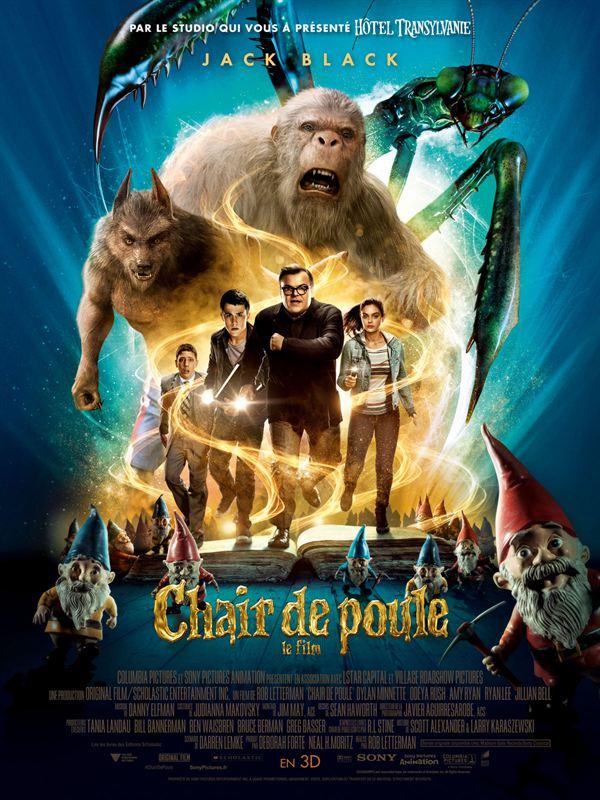 Chair de Poule - Le film [TRUEFRENCH BDRiP]