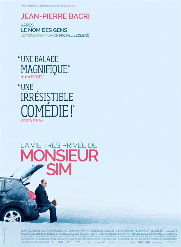 La Vie très privée de Monsieur Sim [FRENCH WEBRiP]