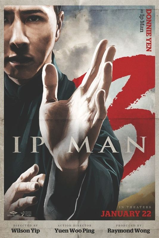 Ip Man 3 [VOSTFR BDRiP]