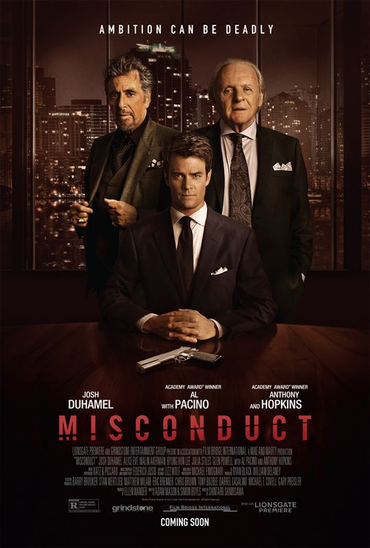 Misconduct [FRENCH BDRiP]