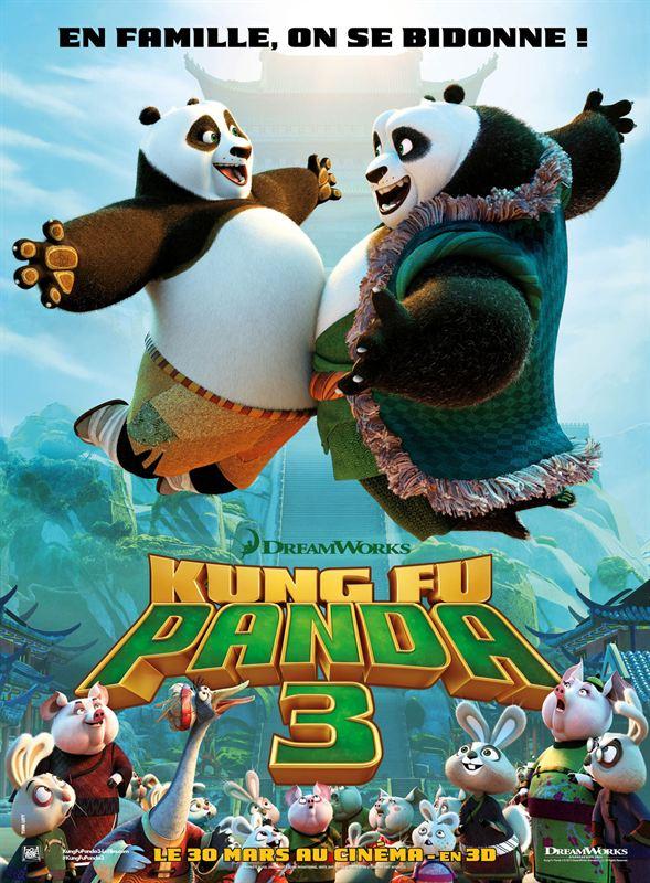 Kung Fu Panda 3 [FRENCH BDRiP]