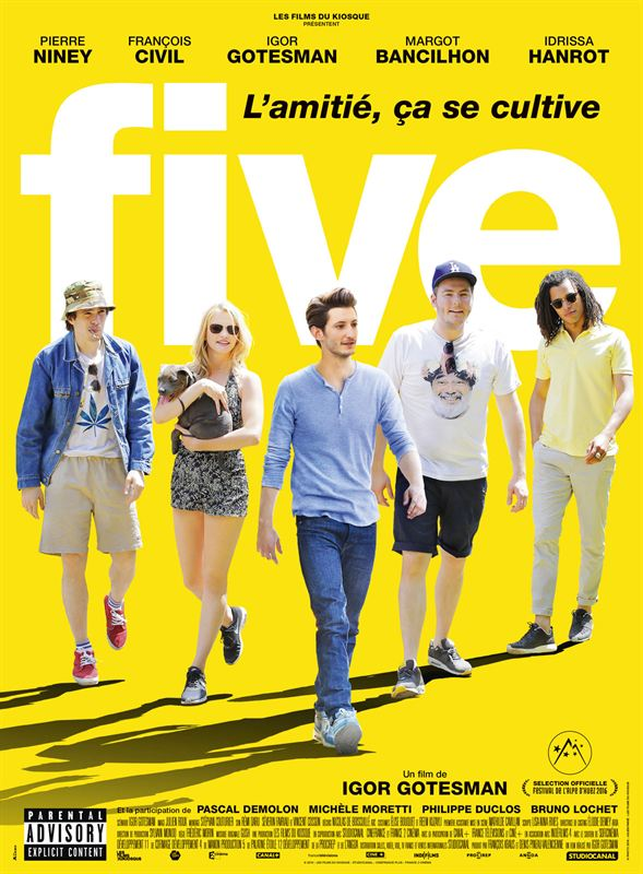 Five [FRENCH BDRiP]