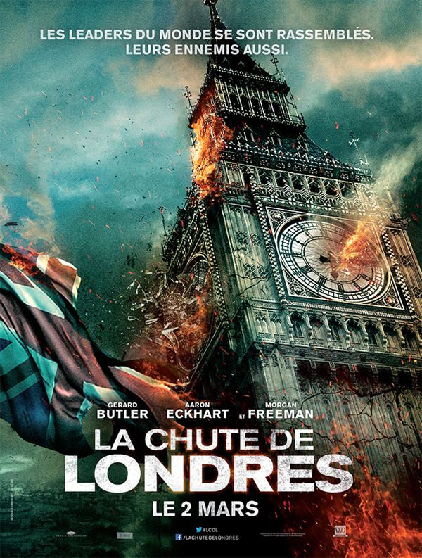 La Chute de Londres [TRUEFRENCH] [HDRiP MD]