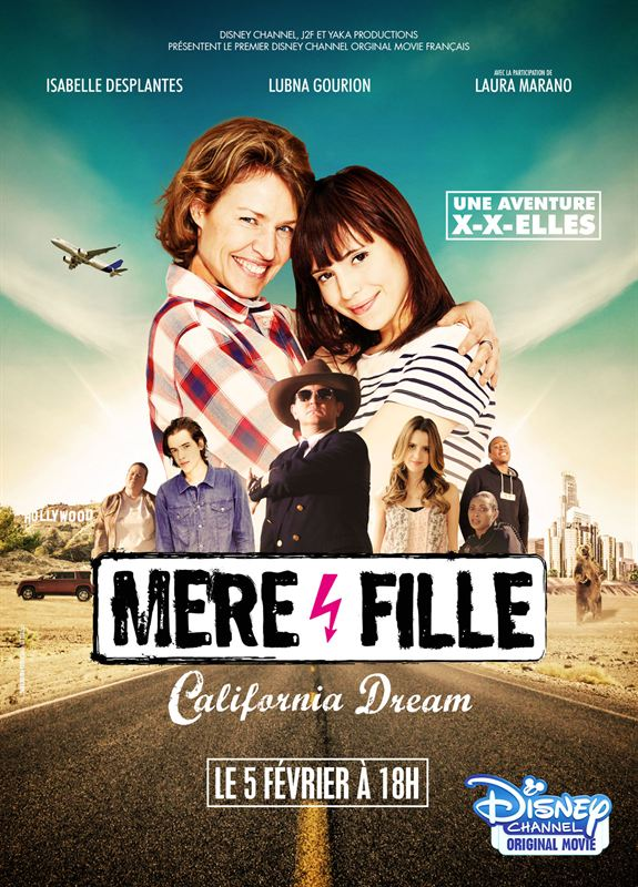 Mère et Fille, California Dream [FRENCH WEBRiP]