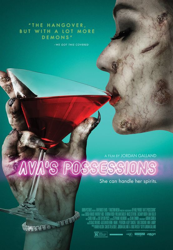 Ava's Possessions [FRENCH DVDRiP]